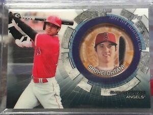 SHOHEI OHTANI LOS ANGELES ANGELS 2020 TOPPS COMMEMORATIVE COLLECTIBLE COIN SP
