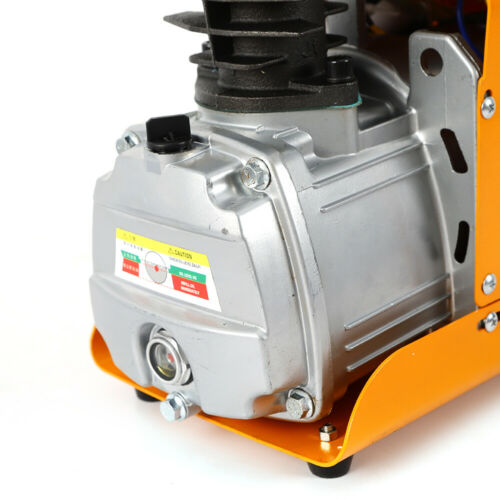 Hochdruckluftpumpe 300bar Elektrische Luftpumpe Hochdruck Luftkompressor 4500psi