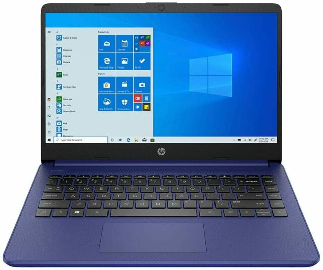 "HP 14"" Laptop Intel Celeron N4020 4GB 64GB, Intel UHD Graphics 600, Windows 10"