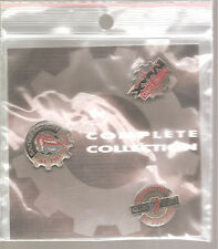 The Rolling Stones at The Max Pin Button Set
