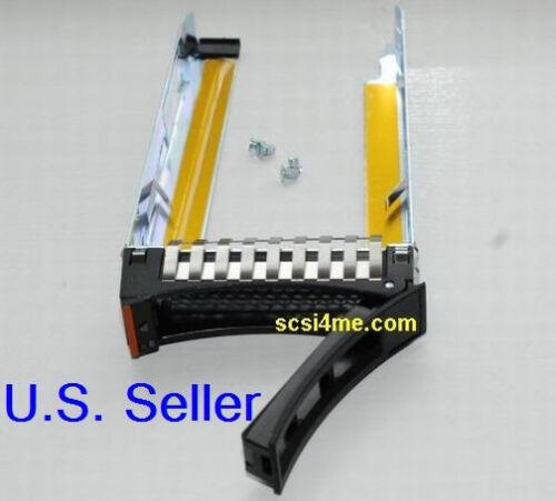 "2.5/"" SAS SATA Hard Drive Caddy For IBM x3550 x3650 X3500 M3 M4 HS12 HS23 44T2216"