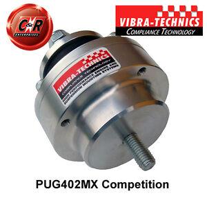Competition PUG402MX Vibra-Technics RH Engine Mount for Peugeot 306 Models