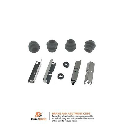 Carlson Brake H5792Q Rear Disc Brake Hardware Kit Manufacturers Limited Warranty