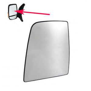 side view mirror convex for Ford transit 150 250 350  2015-19 LH Drivers