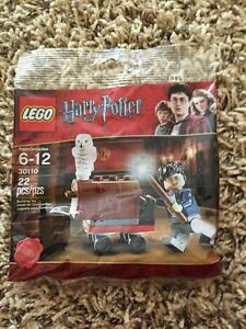 W Potter And Lego 30110 Harry Hedwigowl673419164344Ebay Trunk RAL35j4