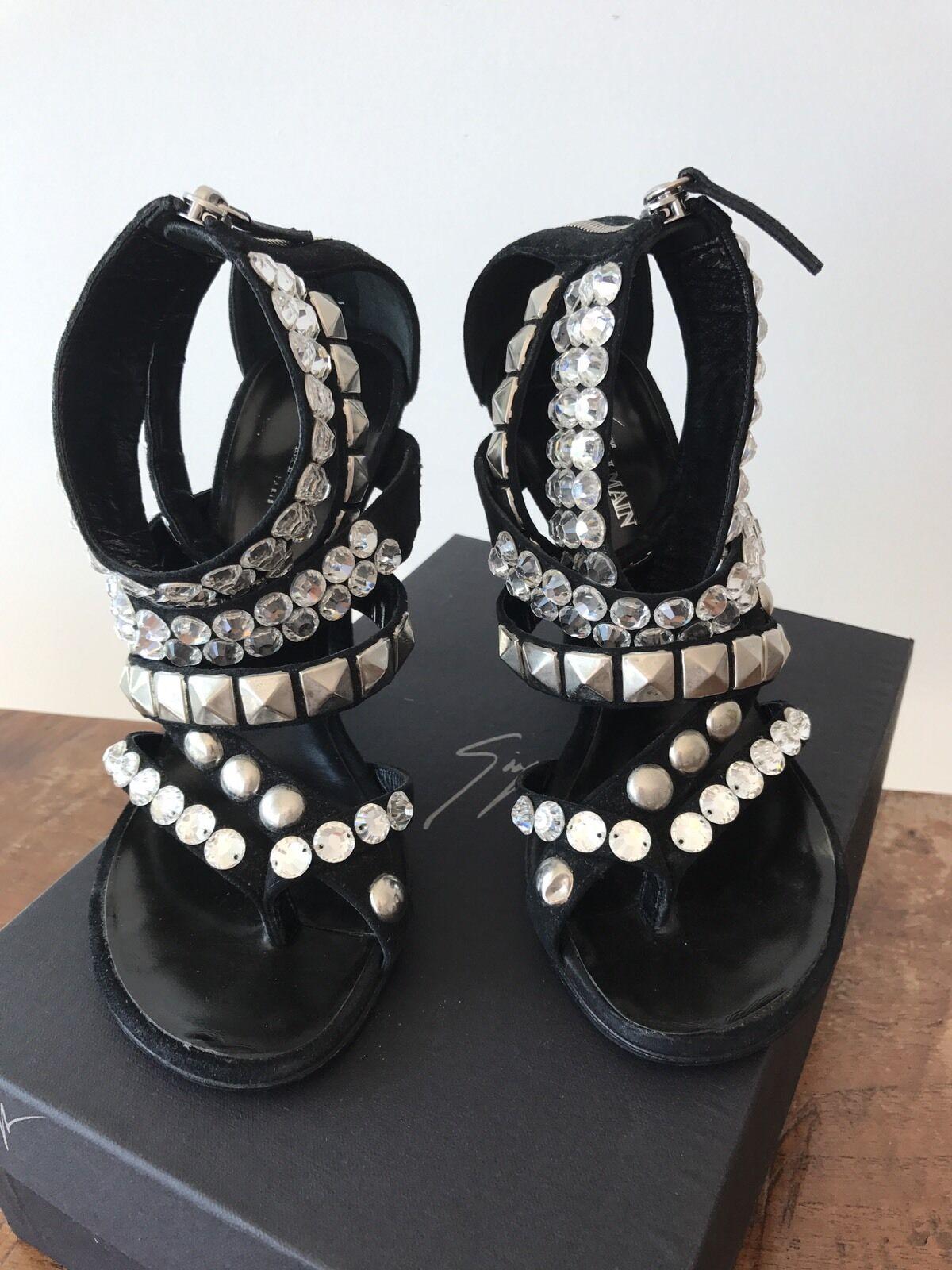 Giuseppe Zanotti shoes size 37, orig. 2650
