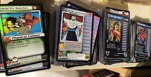 Non-sport Trading Cards Collectibles Dragonball Dbz Ccg Complete 100% Limited Kid Buu Saga Card Set Ultra Rare Ur