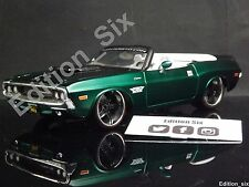 Maisto ProRodz 1:24 1970 Dodge Charger R/T American Muscle HotRod Modified car