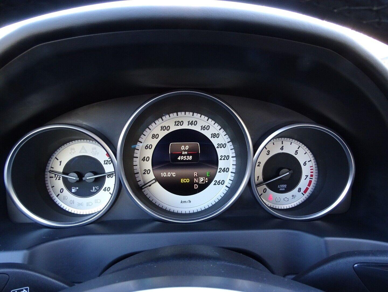 Mercedes E400 3,0 AMG Coupé aut. - billede 7