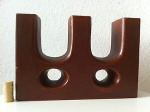 Vest Keramiek NL Vase Keramik van Woerden Dutsch 70er 70s 60er 60s - <span itemprop='availableAtOrFrom'>Darmstadt, Deutschland</span> - Vest Keramiek NL Vase Keramik van Woerden Dutsch 70er 70s 60er 60s - Darmstadt, Deutschland