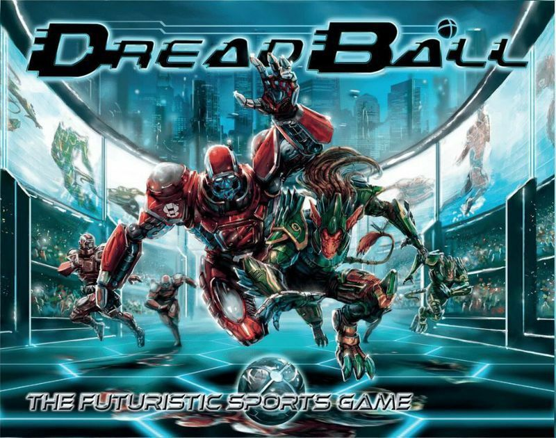 DREADBALL 2ND EDITION -  MANTIC GAMES - SHIPPING NOW