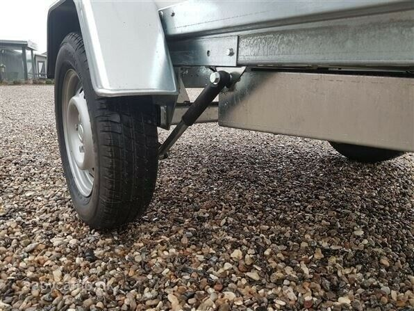 Trailer Cargo F7502D m/døre, lastevne (kg): 750