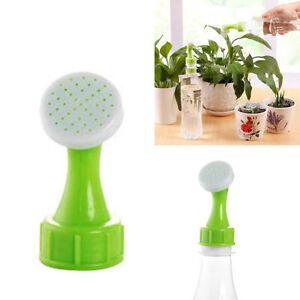 Mini Bottle Watering Cap Sprinkler Spout Spray Garden Plant Irrigation Tool