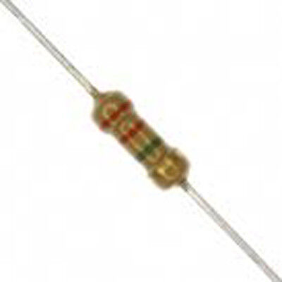 1/4 Watt 5% Carbon Film Resistor Assortments