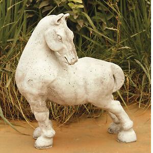 Image Is Loading Peking Horse Outdoor Garden Statue Decor Orlandi Statuary