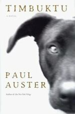 Timbuktu: A Novel, Auster, Paul, 0805054073, Book, Good
