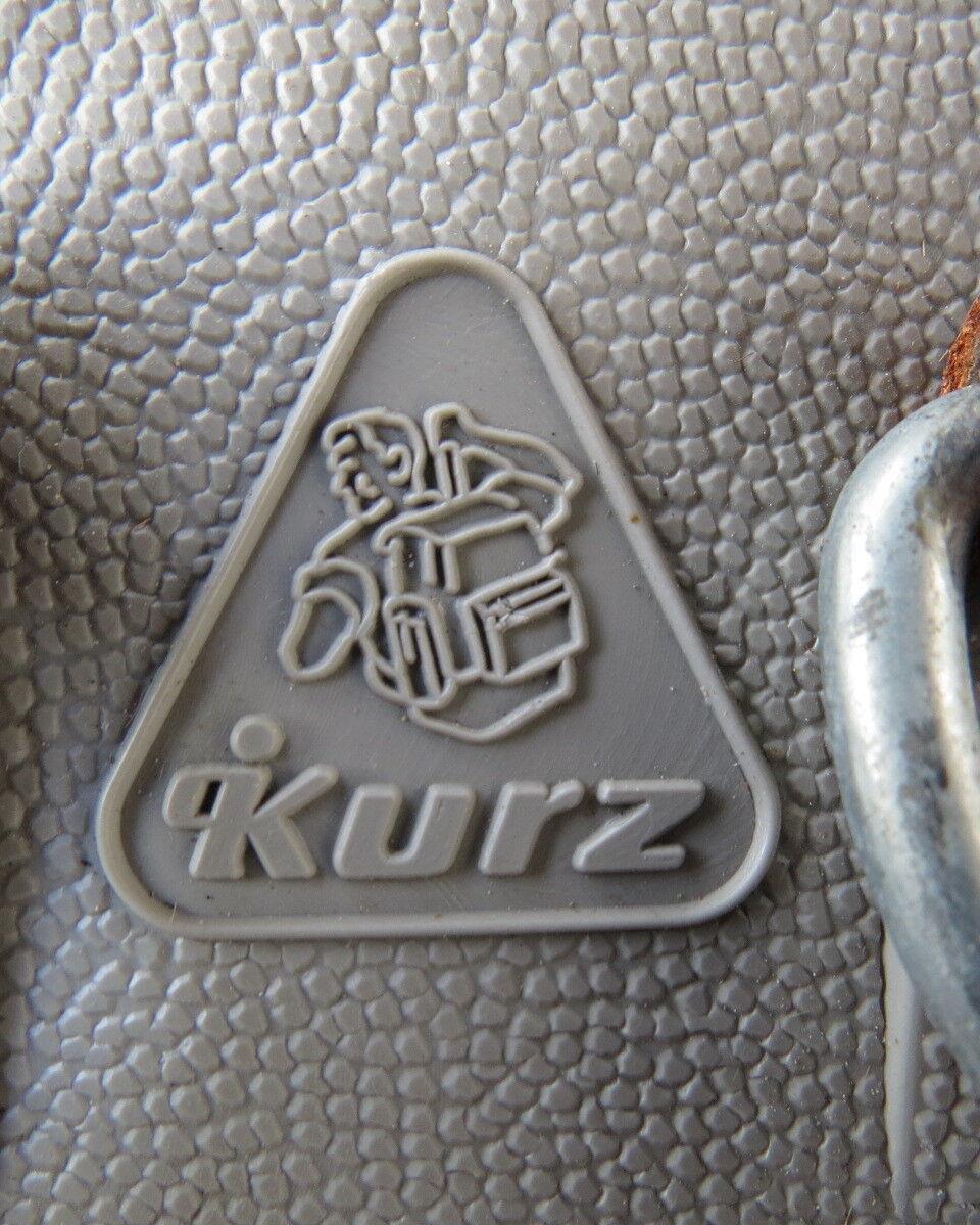 KURZ Original Rucksack Segeltuch Model 11 aus Segeltuch Made in Germany