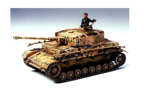 J Neu Pzkpfw Iv Ausf Tamiya 35181-1//35 WWII Dt