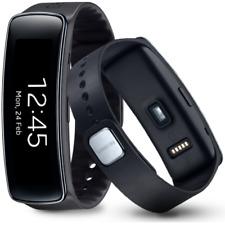 Samsung Galaxy Gear Fit Black Fitness tracker Heart Rate
