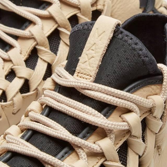 best sneakers dc36c b7e58 ... NIKE AIR AIR AIR MAX TR TRAINER 17 LINEN BLACK LEATHER 880996-200 Mens  Sz ...