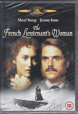 The French Lieutenant's Woman - Meryl Streep Jeremy Irons New & Sealed R2 DVD
