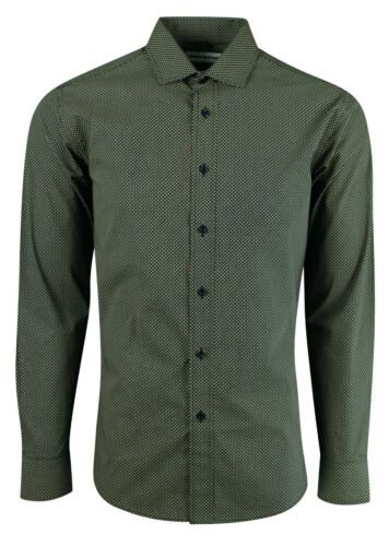 MENS REDUCED TO CLEAR FORMAL CASUAL DRESS LONG SLEEVES SHIRT NOW £9.99 489