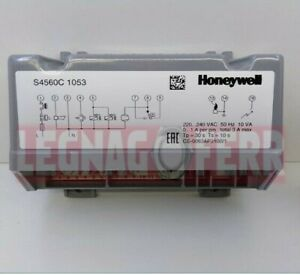 S4560C1053-SCHEDA-ELETTRONICA-HONEYWELL-UNICAL-BOSCH-ICI-ACCORRONI
