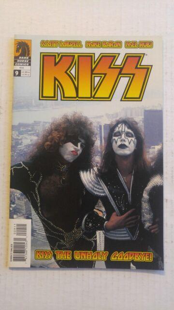 Kiss #10 May 2003 Dark Horse Comics Photo Variant
