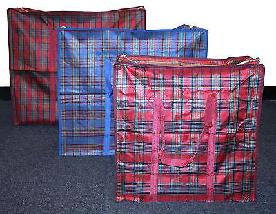 New High Quality Clearance Reusable Strong Bag Storage Laundry Zipped Bag Jumbo