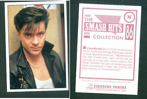 John-Keeble-7x10-cm-Sticker-Brand-New-n-46-Notes-on-the-Back-1986