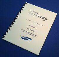 Samsung Galaxy Tablet Tab 4 7.0 (wi-fi) (sm-t230) User Manual