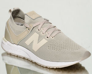 New Balance Wmns 247 Womens & Mens Lifestyle Shoes Hemp Tan