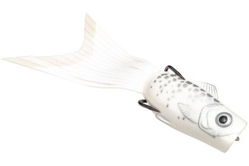 Strike King KVD Pipsqueak Pop/'n Perch Hollow Body Topwater Popper Bass Lure