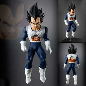 Anime-Dragon-Ball-Z-Collectible-Jouets-Injured-Vegeta-Figurines-Statues-12cm