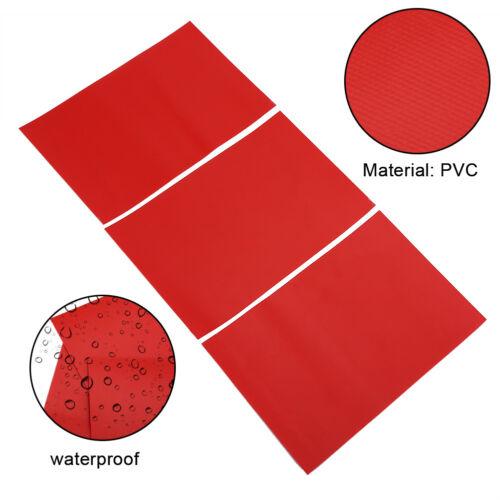 3 stücke PVC Reparatur Patches Kit Set Zubehör für Schlauchboot Boot Kanu Kajak♥