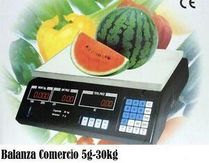PESO-DIGITAL-BALANZA-BASCULA-ELECTRoNICA-COMERCIAL-DE-PRECISIoN-FRUTA-VERDURA