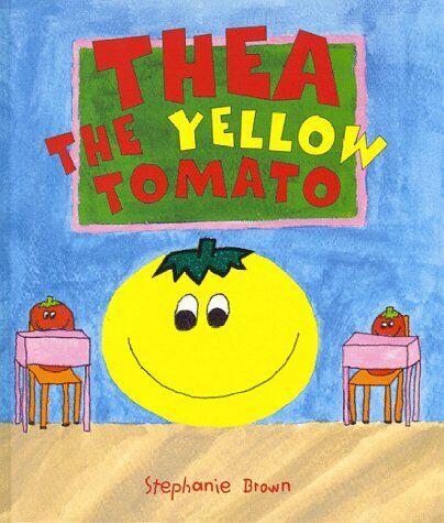 Thea the Yellow Tomato