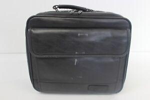Image Is Loading Targus Leather Laptop Bag