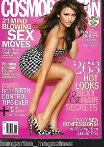 Cosmopolitan-England-UK-United-Kingdom-Magazine-N-2013-09-Nina-Dobrev-Cover
