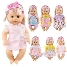 Baby Alive Dress N Slumber Doll Playset I Drink Wet Bonus 2