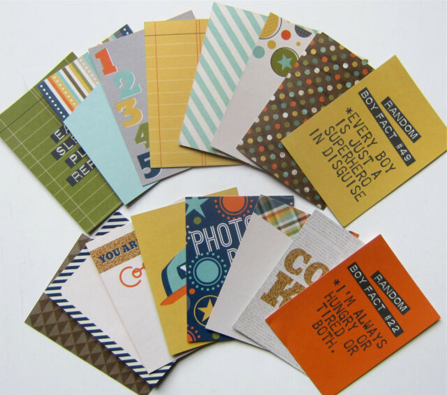 Save 50/% So Rad Simple Stories Snap 72 Pack Double-Sided Cards