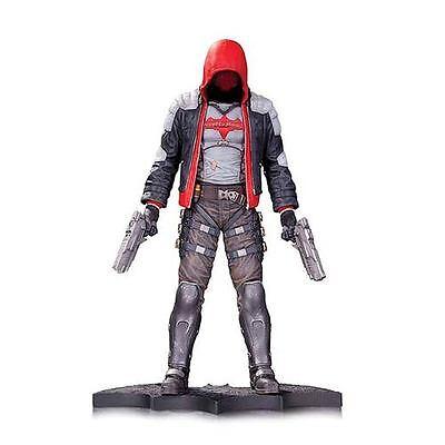 "*IN-STOCK* RED HOOD Batman Arkham Knight 10.5"" Statue DC COMICS"