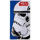 Star Wars 'stormtrooper' Beach Bath Towel 75cm X 150cm