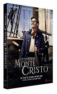 DVD-034-Le-Comte-de-Monte-Cristo-034-LouisJourdan-NEUF-SOUS-BLISTER