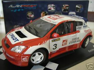 TOYOTA-COROLLA-TROPHEE-ANDROS-2006-PROST-au-1-18-SOLIDO