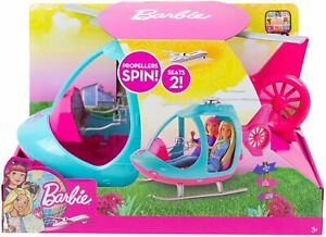 Barbie-Helicopter-Pink-and-Blue-with-Spinning-Rotor