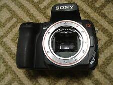 Nice Sony α (alpha) A300 10 MP Digital SLR DSLR Camera Body