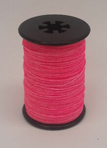 Black BCY .021 Halo Center Serving Material Bow String Making