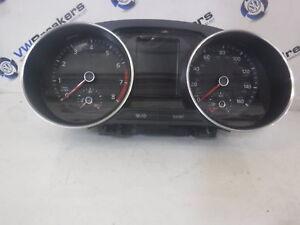 Volkswagen-Polo-6C-2014-2017-Instrument-Panel-Clocks-Cluster-Dials-6C0920940G
