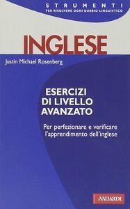 Inglese-Esercizi-di-livello-avanzato-Valiardi-Libro-nuovo-in-Offerta